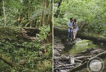 NATURAL ENGAGEMENT SESSION