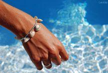 bracelet de la mer