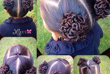 Pia's Hair Ideas