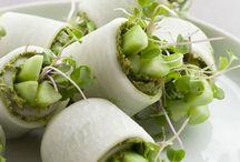 Ispite sănătoase (Vegetarian Foods)