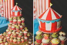 Circus wedding theme / Circus themed wedding ideas