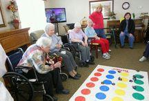 aktiviteter med äldre