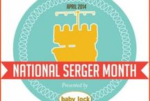 Serger Tips & Tricks / by Sew News