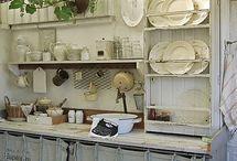 Sonoma cottage canning kitchen
