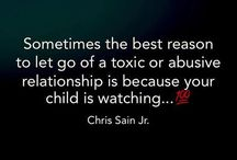 Emotional Abuse / Emotional Abuse is not always black and blue and can be every bit as damaging as blatant physical abuse