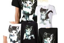 Summer of Cats / T Shirts from Vivienne Westwood 2015
