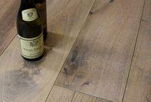Logs end flooring??
