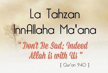 """Quotes """"Ya Allah"""""""