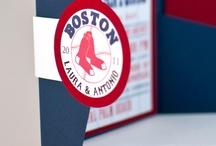 Baseball Theme Wedding / Baseball Theme Wedding Inspiration / by Bellus Designs
