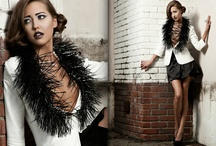 Tinsel Tokyo Summer 2012 / L'une Collection by Anh Volcek in TT Summer issue 2012