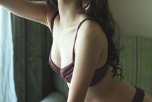 Basic sexy asian