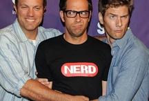 Nerd guys I nerd out over / by Heather Castillo