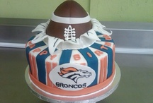 Denver Broncos / by Cindy Weller Viken