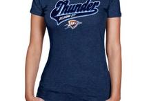 Thunder UP! / Oklahoma City Thunder / by Holly Palermo