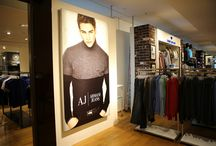 Retail Design / LED BOX for Retail Design