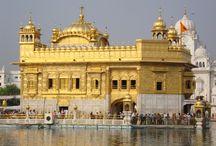złota świątynia golden Temple / złota świątynia golden Temple