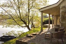 River House / Ideas for a river house one day
