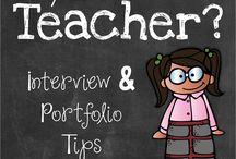 Teacher Interviews