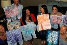 Fun Adult Painting Party Pics!