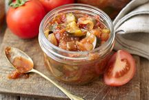 chutney and relishes