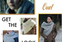 Cowls, shrugs, wraps and scarves