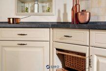 Manere,butoni,cuiere mobilier SIRO AUSTRIA / Manere, butoni, cuiere pentru orice tip de mobilier