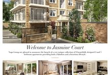 JASMINE COURT, N14 / 9 LUXURY APARTMENTS