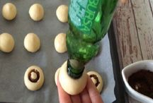 mantarlı kurabiye