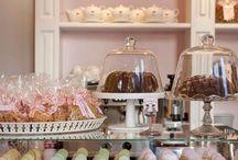 Cupcake shop ideas