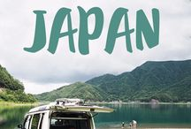 Japan / Just the perfect information for your next trip to Japan.