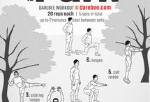 darebee workout street