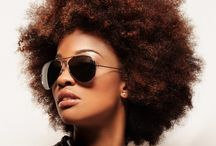 coupe afro courte