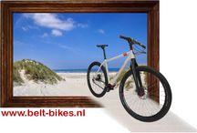 Testen van de  Belt-Bikes samen met Bibikes / Over fietsen met de onderhoudsvriendelijke achttien-versnellingsbak van Pinion is veel te vertellen, maar eigenlijk is er maar één manier om écht meer te leren over dit aandrijfsysteem, namelijk: rijden! http://belt-bikes.nl/test-fietsen