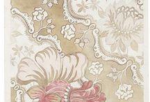 Floral / flowers, plants, organic shapes