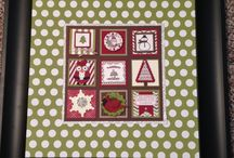 Samplers / by Stampin with J - Stampin' Up!
