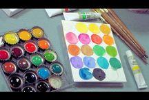 Canvas Painting DIY