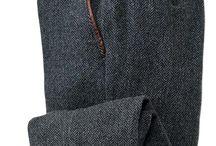 Tweed- Spina di Pesce