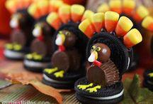Autumn/Thanksgiving / by Gloria Winston