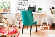 In the home office / by Ilaria
