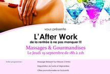 After Work Spa & Gourmandises