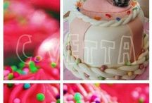 C.Vetta Pasticciona / Decori di zucchero