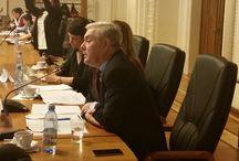 Întâlnire ministrul Tâlvăr cu deputaţii din Comisia pt comunităţi de români din afara graniţelor / Timp Românesc (www.timpromanesc.ro)