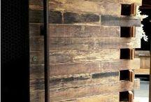 Manija puerta principal