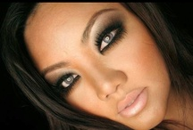 makeup / by Chantel Knudson