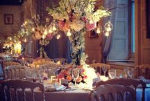 Dreaming of High Centerpieces / #romance #centerpiece #italianwedding #vincenzodascanio