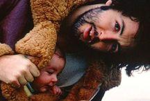Foto bimbi e genitori