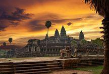 Комбоджа Анкор-Ват