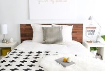 Bedroom Styling / Ideas for Bedrooms