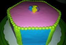 Taarten / Mijn zelfgemaakte taarten of inspiratie voor taarten.