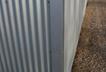 corrugated steel
